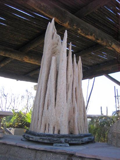 Sculptures & Metal Cactus Yard Art - Desert Foothills